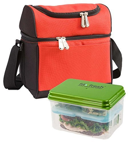 fit-fresh-reuseit-waste-free-lunch-insulated-bag-and-container-bundle-in-red-by-reuseit