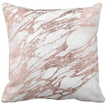 Nicetage Sequins Cushion Cover Square Throw Pillow Case Home Decoration Rose