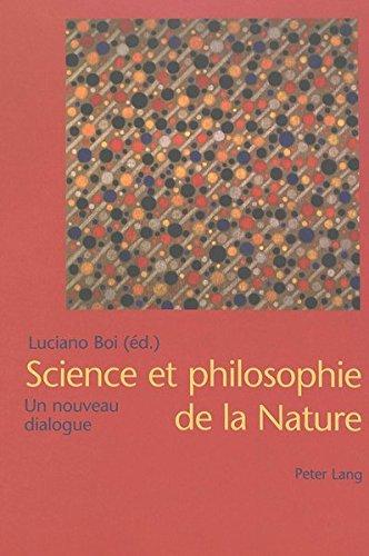 Science Et Philosophie De LA Nature