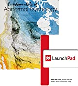 Bundle: Fundamentals of Abnormal Psychology 8e & LaunchPad (Six Month Access) by Ronald J. Comer (2016-07-01)