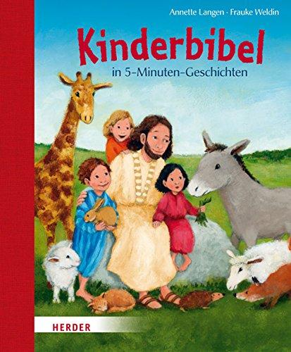 Kinderbibel: in 5-Minuten Geschichten -