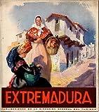 EXTREMADURA - ANONIMO.