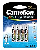 Camelion LR03-BP4DG Alcalino 1.5V batería