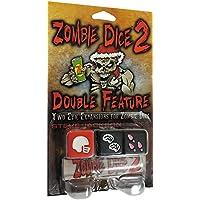 Zombie Dice 2Double Feature Extension Jeu de dés (français non garanti)