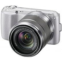 Sony Sony Mirror-Less Slr ? Nex-C3 Zoom Lens Kit Silver Nex-C3K / S Jp F/S