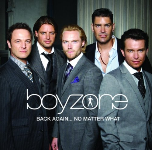 Boyzone  - You Needed Me