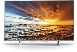 Sony KDL-32WD757 80cm (32 Zoll) Fernseher (Full HD, HD Triple Tuner, Smart-TV) silber