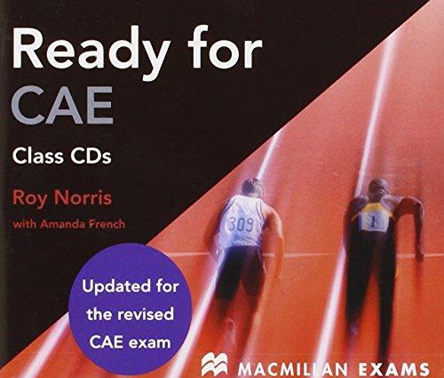 Ready for CAE Audio CD por Roy Norris