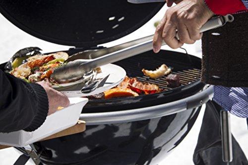 51dTDEbhbbL - Rösle 25054 Barbecue-Grillzange 40 cm