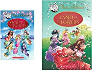 Thea Stilton Se: The Secret of the Fairies: 2 (Geronimo Stilton: Thea Stilton) + The Land of Flowers: A Geroni