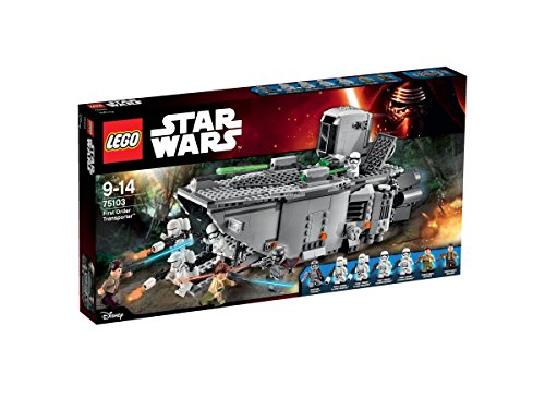 LEGO Star Wars - Transporter, multicolor (75103)
