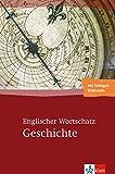 Englischer Wortschatz Geschichte: Buch mit farbigen Bildtafeln