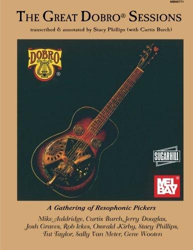 The Great Dobro Sessions (Sugar Hill Records)