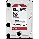 WD Red 4TB interne Festplatte SATA 6Gb/s 64MB interner Speicher (Cache) 8,9 cm 3,5 Zoll 24x7 5400Rpm optimiert für SOHO NAS Systeme 1-8 Bay HDD Bulk WD40EFRX(Zertifiziert und Generalüberholt)