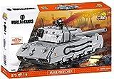 Konstruktion Spielzeug kleine Armee World of Tanks Bausteine Panzer MAUERBRECHER
