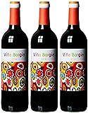 """Garnacha """"Vina Borgia"""" Borsao Rotwein Spanien Trocken (3 x 0.75 l)"""
