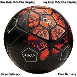 ALKA A11 Sports Strike CR-7 Football, 5 (Red)