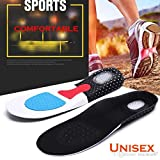 AlexVyan 1 Pair Shoes Insole Full Feet Heel Support Flat...