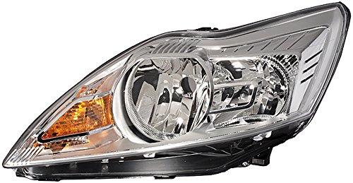 Preisvergleich Produktbild HELLA 1EE 354 257-011 Halogen Hauptscheinwerfer,  Links,  Ohne Kurvenlicht,  mit Stellmotor für LWR