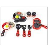 sunnymi Baby Spiele Gedämpfte Eier 12pcs Set Kinderküche ZubehörKinderküche Rollenspiele,Weihnachtsgeschenk (muti, 1 Satz)