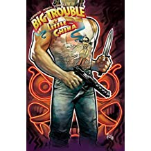 Big Trouble in Little China Graphic Novel