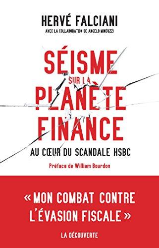 Séisme sur la planète finance (CAHIERS LIBRES) par Hervé FALCIANI