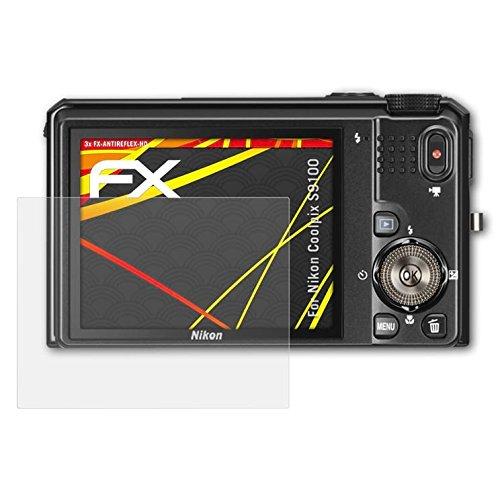 atFoliX Film Protecteur Compatible avec Nikon Coolpix d'occasion  Livré partout en Belgique