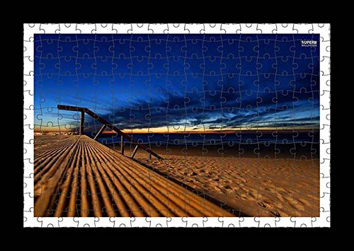 puzzle-style-pre-assembles-imprimer-mur-de-sandy-beach-by-lisa-loft