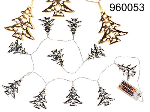 Preisvergleich Produktbild Guirnalda LED Árbol de Navidad Christmas Planet (10 LED)
