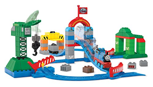 Mega Bloks Thomas & Friends Brendam Docks Deluxe Starter Set