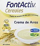 Fontactiv Crema de Arroz Suplemento Nutricional 600 gr