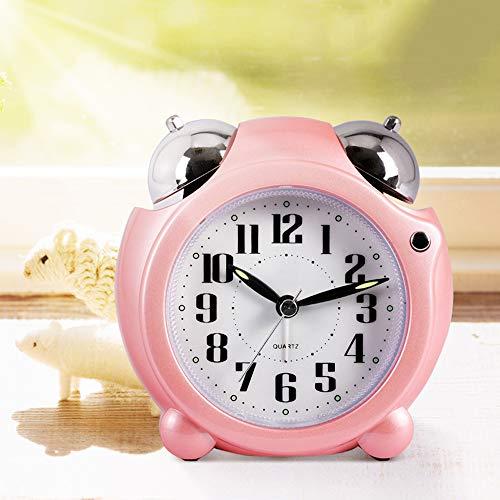 ZY LℜY Despertador/Estudiante Despertador/Sonando Despertador Mesa ...