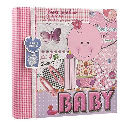 Arpan - Álbum fotos bebé 200 fotos 6 x 4 fotos notas