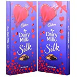 #3: Cadbury Dairy Milk Silk Chocolate Special Gift Pack, 250g (Pack of 2)