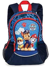 Preisvergleich für Viacom Paw Patrol Kinderrucksack Rucksack blau Brustgurt Gurties 4-8 Jahre