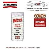 Arexons Wizzy ovatta lucidante, lucidatura carrozzeria auto, cotone naturale.
