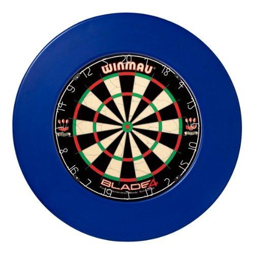new-winmau-dart-board-surrounds-plain-blue