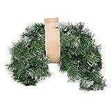 ITP Weihnachtliche Tannengirlande mit Zapfen, 2 m (Z-98918)