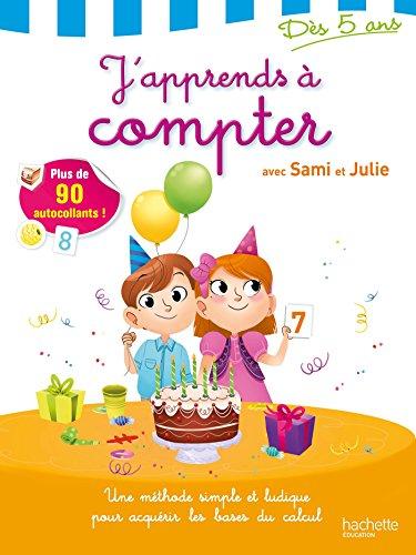 Sami et Julie - J'apprends à compter par Caroline Marcel