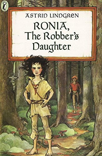 Ronia, the Robber's Daughter (Puffin Books) por Astrid Lindgren