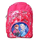 Best Shop Fabric 24 Ltr Pink School Backpack
