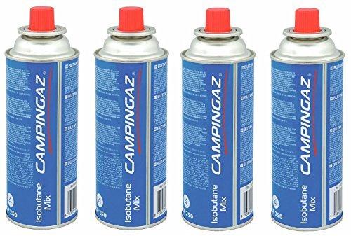 8 X Campingaz CP250 Bistro Gaskartusche, wiederverschließbar, 250 g