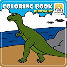 Coloring Book 2: Dinosaurs  [Download]