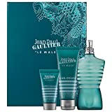 Jean Paul Gaultier - Le Male Geschenkset For Men 125ml Eau de Toilette + 50ml After Shave Balm + 75ml Duschgel