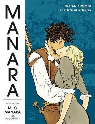 Manara Library Volume 1: Indian Summer and Other Stories por Milo Manara