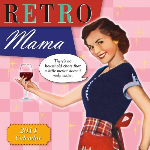 Retro Mama Mini Calendar 2014