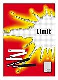 LIMIT 100050509 Schulheft 10er Pack A4