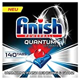 Finish Quantum Ultimate Gigapack Spülmaschinentabs, Regular, 140 Tabs