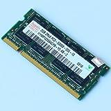 Memoria RAM Hynix 2GB Notebook portátil 2GB 667MHz 2GB 2RX8PC2–5300u-555–12SO-DIMM