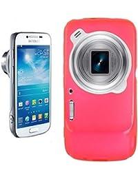 GR8VALUE Samsung Galaxy S4 Zoom SM C101 VARIOUS COULEUR S GEL CASE FLIP COVER CASE POCHETTE + STYLUS GRATUIT
